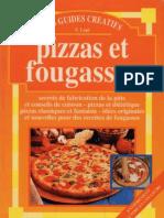 Pizzas Fougasses