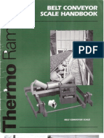 Thermo Ramsey Belt Conveyor Handbook