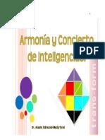 Microsoft Word - Armonia y Concierto de Inteligencias Introduccion Diapo Agosto 11