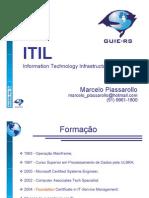 GE-ITIL - Palestra 01