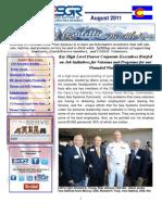 COESGR Newsletter Aug