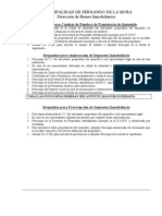 FDM Tramites y Servicios Direccion de Bienes INMOBILIARIOS