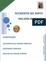 Accidentes Del Parto 2010