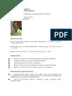 Rohan Jayawardene CV