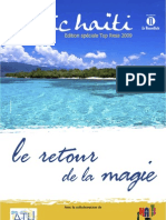 Brochure Magic Haiti - 2009