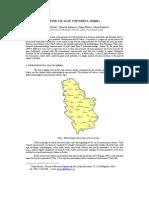 Wind Atlas of Vojvodina Serbia, 2007 (8p)