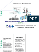 Fundamentos de Agua Potable y Medicion de Gasto