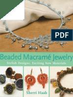 51 Beaded Macrame Jewelry