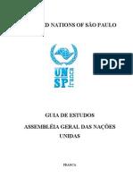 to Primeiro Passo No Caminho Para a Paz; Gomes e Alarcon