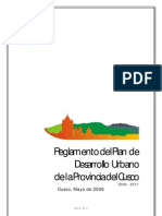 Reglamento PDU Abr-06