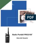 Guia Usua Pro2150 Spa
