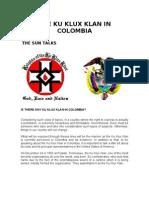 The+Ku+Klux+Klan+in+Colombia