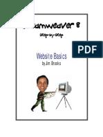 Dream Weaver 8 Step by Step