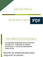PRESENTACION FINAL MEDICION Y METODOS