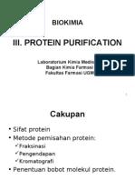 3 Teknik Pemurnian Protein Muthi