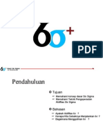 Indonesia_basic Six Sigma Modul (New)