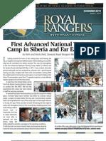 RRI Summer Newsletter 2011