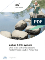 Cobas h232 Primary Care Brochure