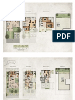 BPTP Amstoria Floor Plans (Farm Villas)