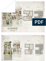 BPTP Amstoria  Floor Plans (Country Floors)