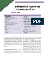 001 Gasrointestinal Hormones and Neurotransmitters
