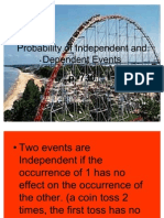12.5 Probability of Independent and Dependent Events