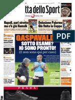La Gazzetta Dello Sport 05.08.11