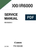 Canon iR5000_6000 Service Manual