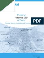 Profiling of Delhi 1