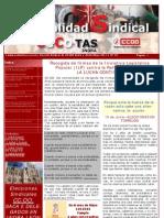 COCOTAS nº22 - Abril-Mayo 2011