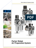 Parker Kuroda Air unit Catalog