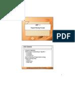 Unit-1 Programming Fundamentals PPT