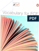 Penguin Books Test Your Test Your Vocabulary for Fce