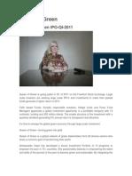Queen of Green IPO-QI-2011
