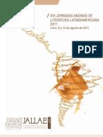 Programa JALLAE 2011 Lima