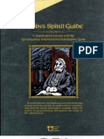 47807105 Ghost Busters International Supplement Tobin s Spirit Guide
