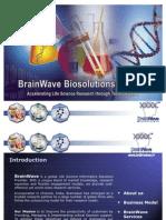 Brainwave - DP Presentation