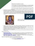 Bhagavad Gita Summary in English