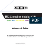 M13 Advanced Users Guide