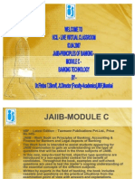 JAIIB Principles of Banking Module C New
