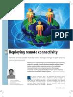 Remote Connectivity White Paper