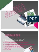 Hidraulica , Neumatica y Electrinica