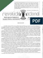 Revolución Nacional (FEI Euskalerría) nº 6