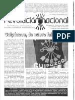 Revolución Nacional (FEI Euskalerría) nº 8