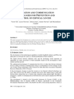 Information And Communication Technologies For Prevention And Control Of Cervical Cancer