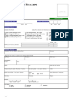 Aim Application Form