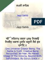 Japji Sahib English)