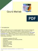Cours de Matlab