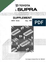 Supra MA70 Wiring Manual
