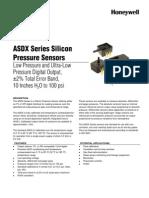 ASDX Pressure Sensor